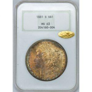 NCG Silver dollar